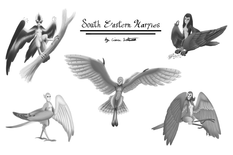 Southwick_Harpies of Savannah02